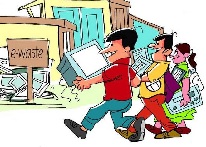 Donate e-Waste | e-Daan